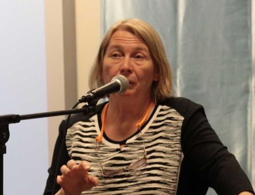 Guest Speaker Margret Ellwanger